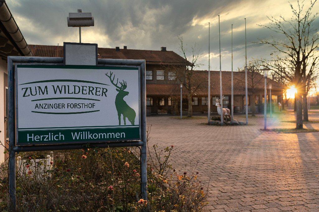 Zum Wilderer im Anzinger Forsthof