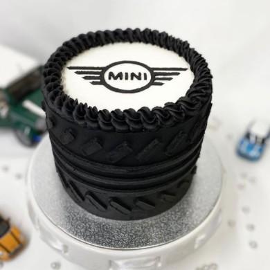 Auto Mini Torte verschenken - Siasse Sach