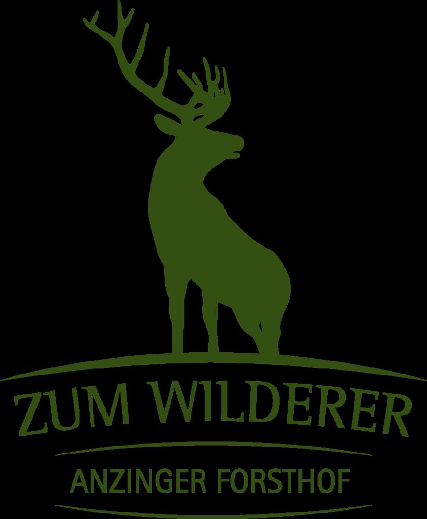 Zum Wilderer - Anzinger Forsthof Logo