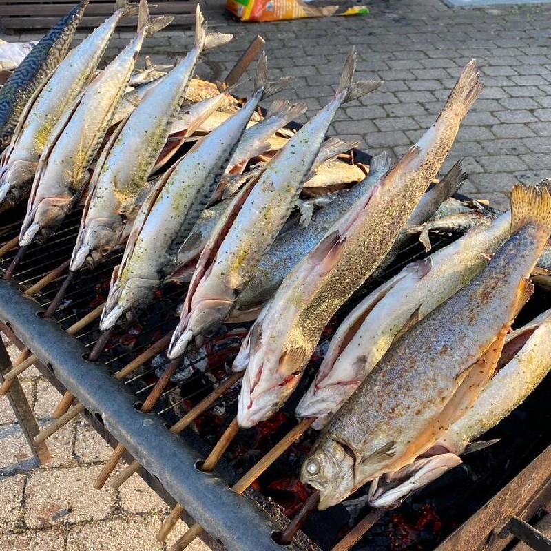 Steckerle Fisch in Anzing essen